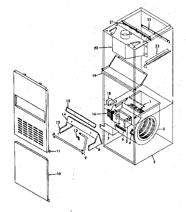 Furnace Parts: Kenmore Furnace Parts