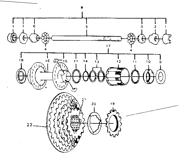 Bicycle Rear Axle Diagram. Diagrams. Wiring Diagram Images