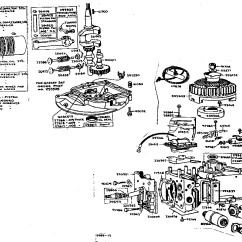 Briggs And Stratton 500 Series Carburetor Diagram Ostrich Skeleton Schematic 550ex Get Free Image About