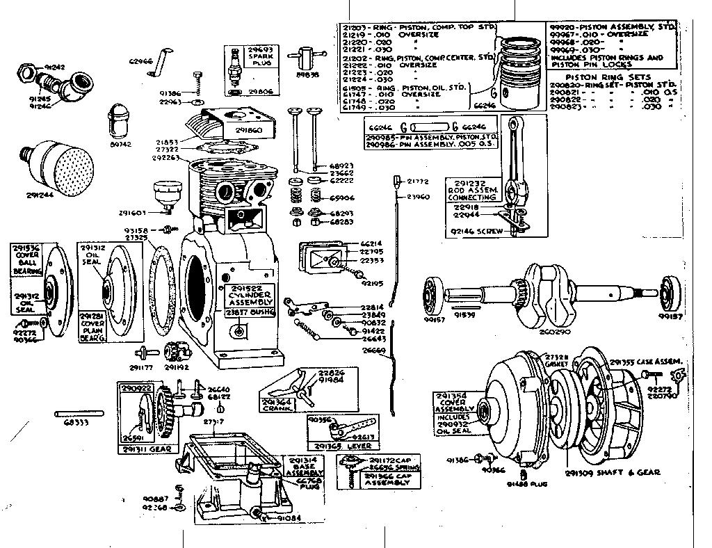 Briggs And Stratton Magneto Diagram, Briggs, Free Engine