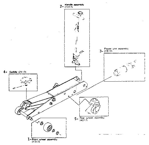 Craftsman Jack Manual