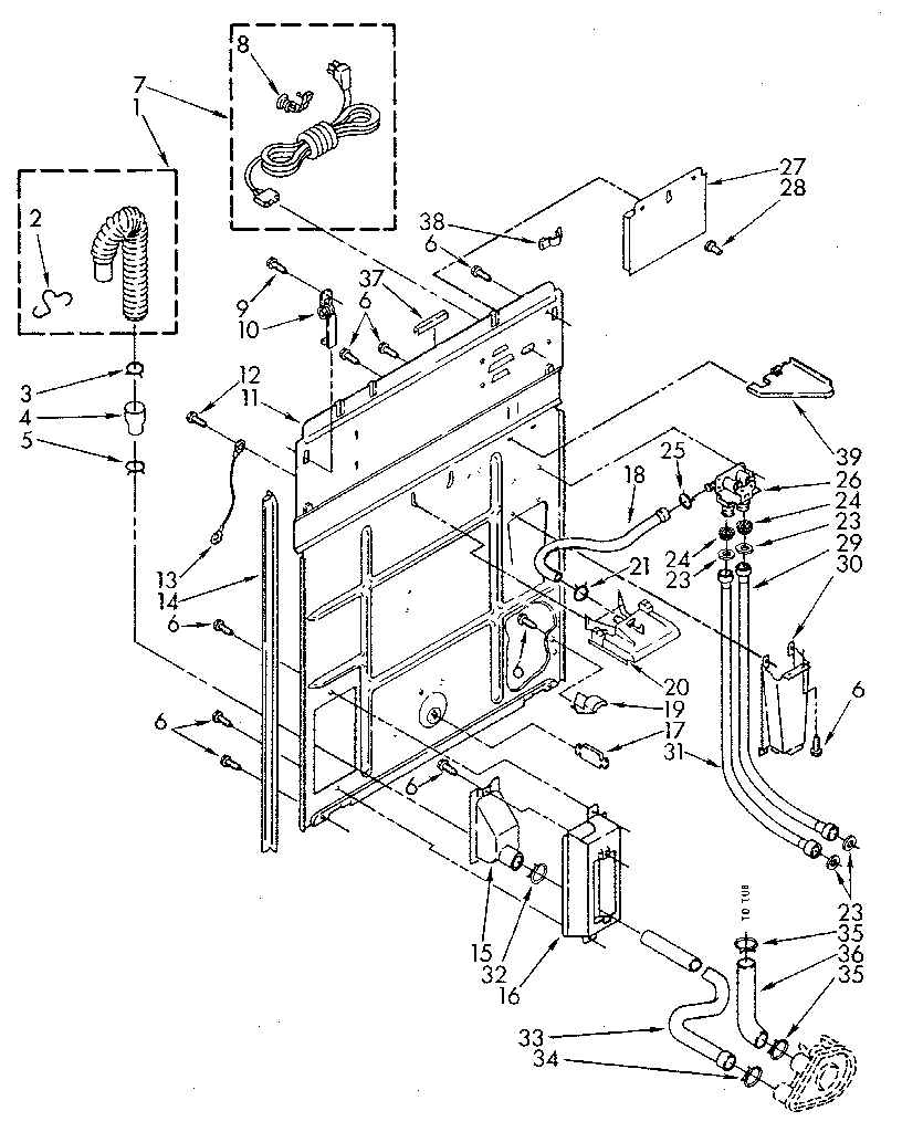 kenmore dryer model 110 wiring diagram bmw z3 radio 70 series washer parts