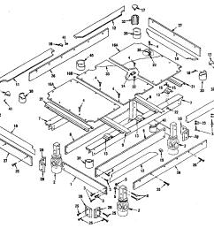 sears 52725117 unit parts diagram [ 1024 x 904 Pixel ]