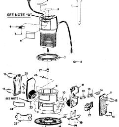 craftsman 315174921 base assembly diagram [ 848 x 1024 Pixel ]