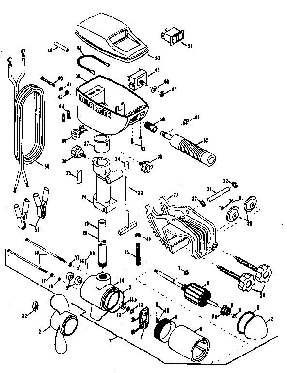Minn Kota Power Drive Wiring Diagram 24 Volt Control