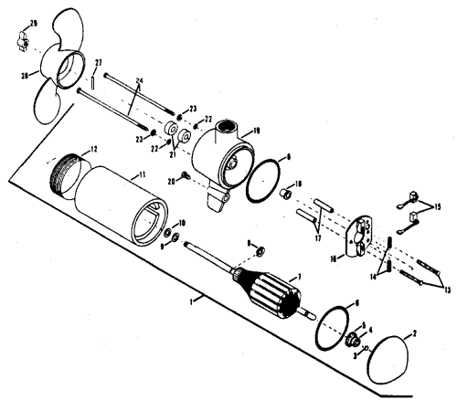 small resolution of 7 5 mercury outboard schematic