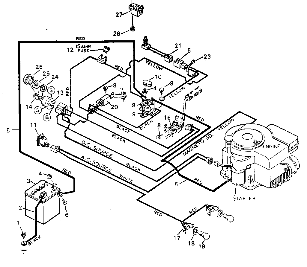 WIRING DIAGRAM Diagram & Parts List for Model 502259280