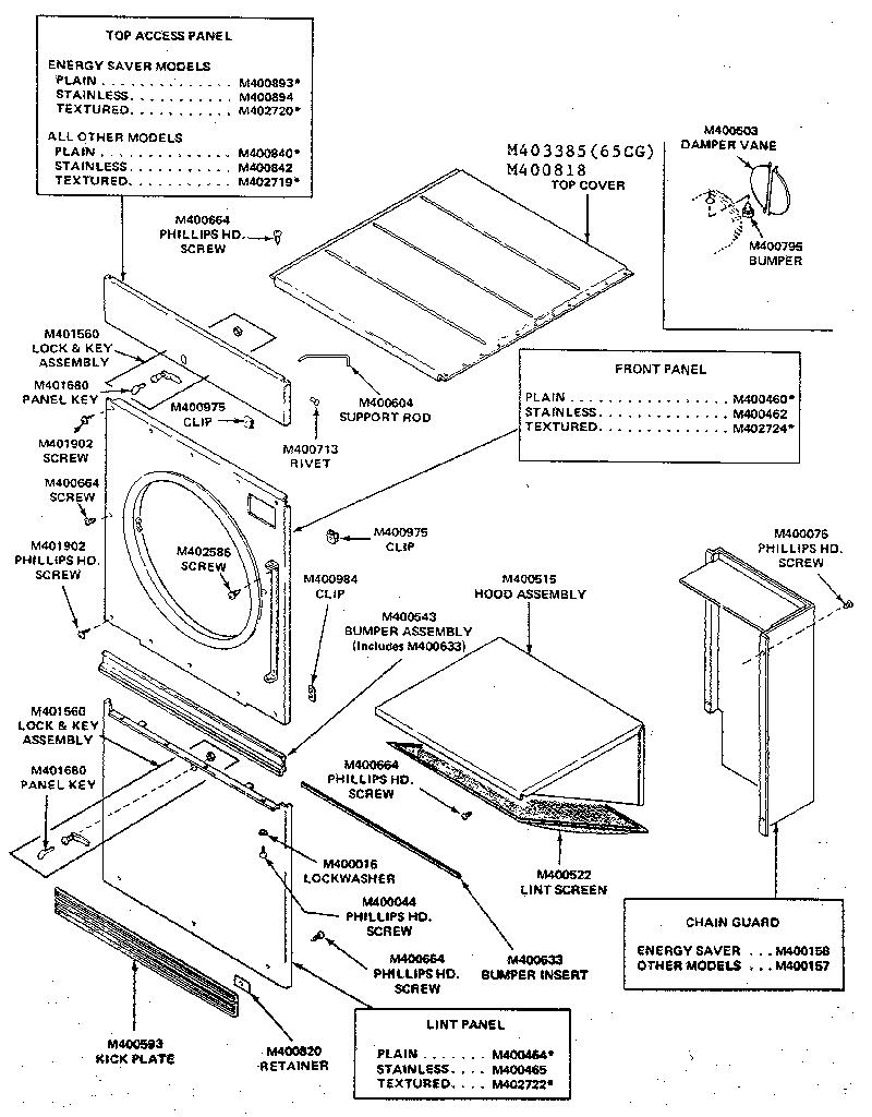 Ge Commercial Dryer Wiring Diagram