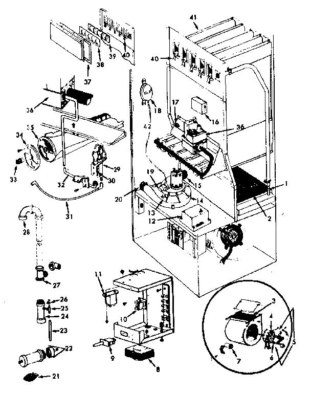 FUNCTIONAL REPLACEMENT PARTS/769233 Diagram & Parts List