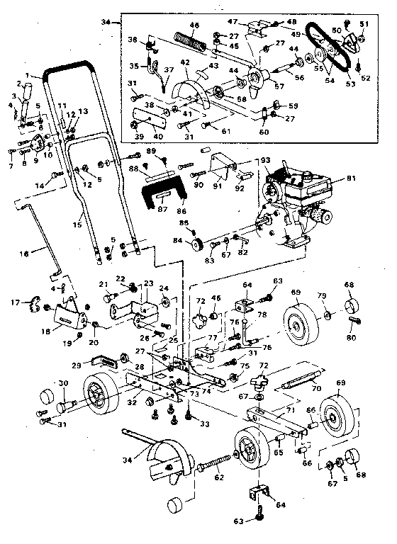 King O Lawn Edger Diagram Pictures to Pin on Pinterest