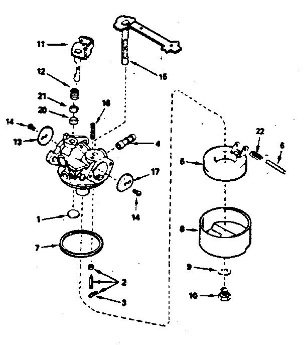 REPLACEMENT PARTS Diagram & Parts List for Model 536884220