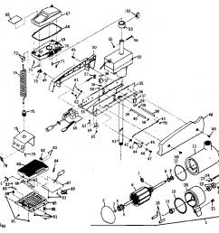 minn kota 799mx unit parts diagram [ 1024 x 804 Pixel ]