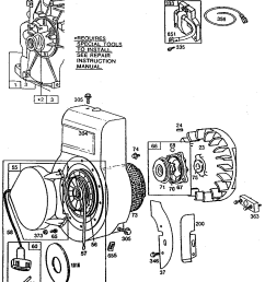 briggs stratton 130212 3112 01 flywheel assembly diagram [ 880 x 1024 Pixel ]