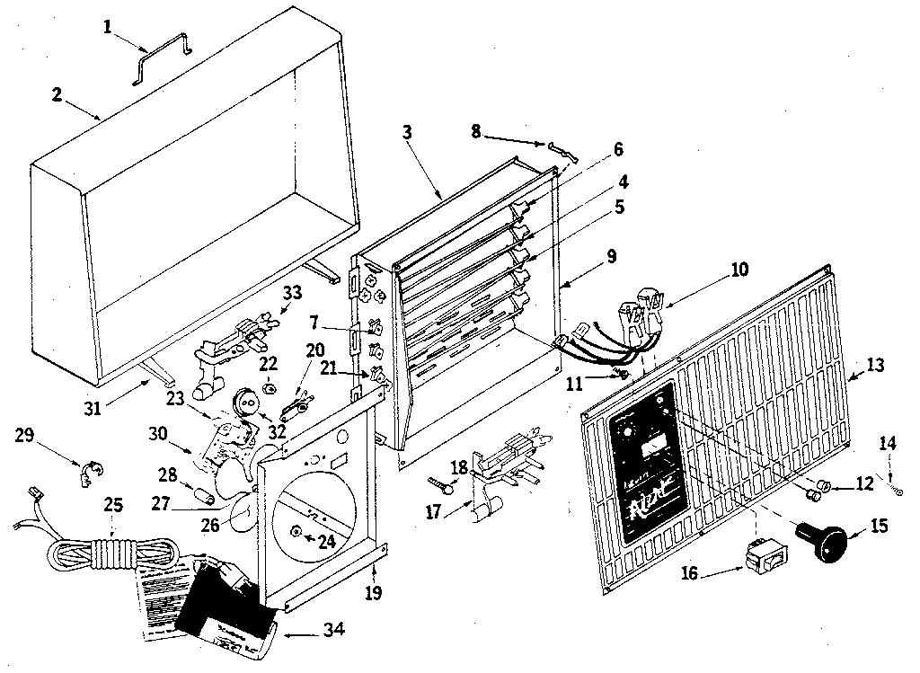 Heater Repair: Space Heater Repair Parts