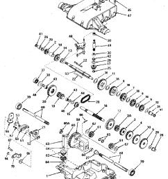 peerles transaxle diagram [ 784 x 1024 Pixel ]