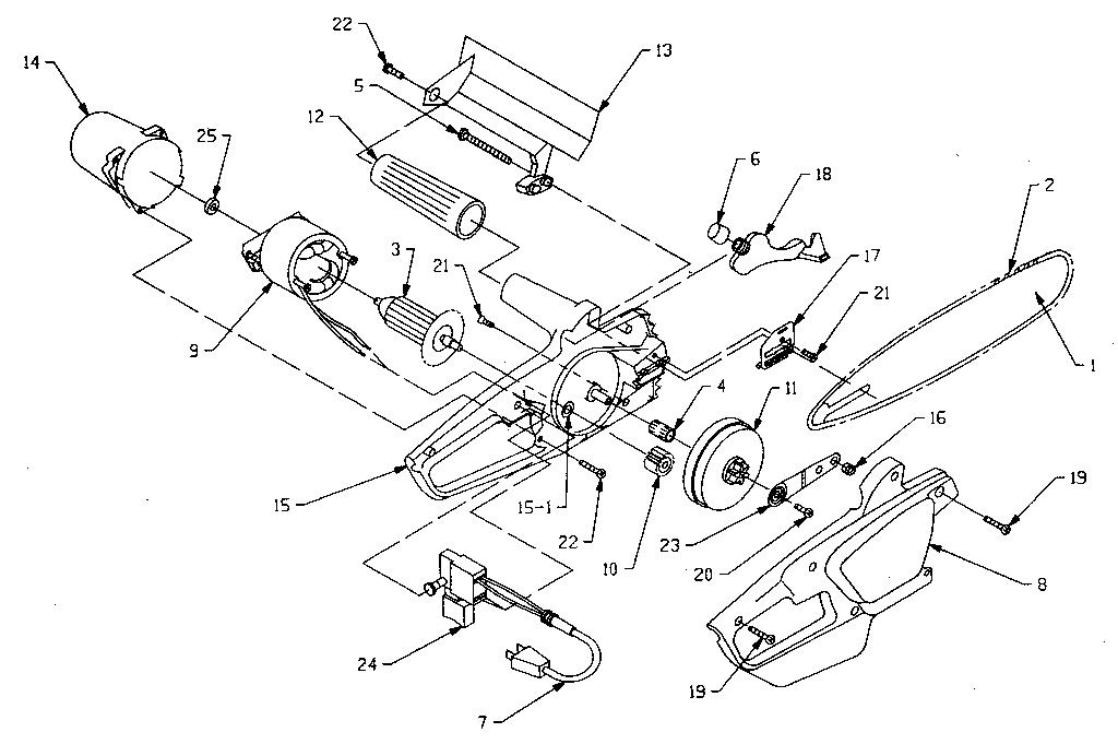 Diagram Diagram Remington Pole Saw Model 108526 01