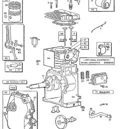 3hp brigg stratton lawn mower carburetor diagram [ 816 x 1024 Pixel ]