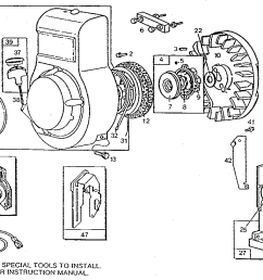 briggs stratton 3 hp tiller engine parts model 080202 2305 01 3hp briggs and stratton engine parts 3 hp briggs and stratton engine diagram [ 1024 x 812 Pixel ]