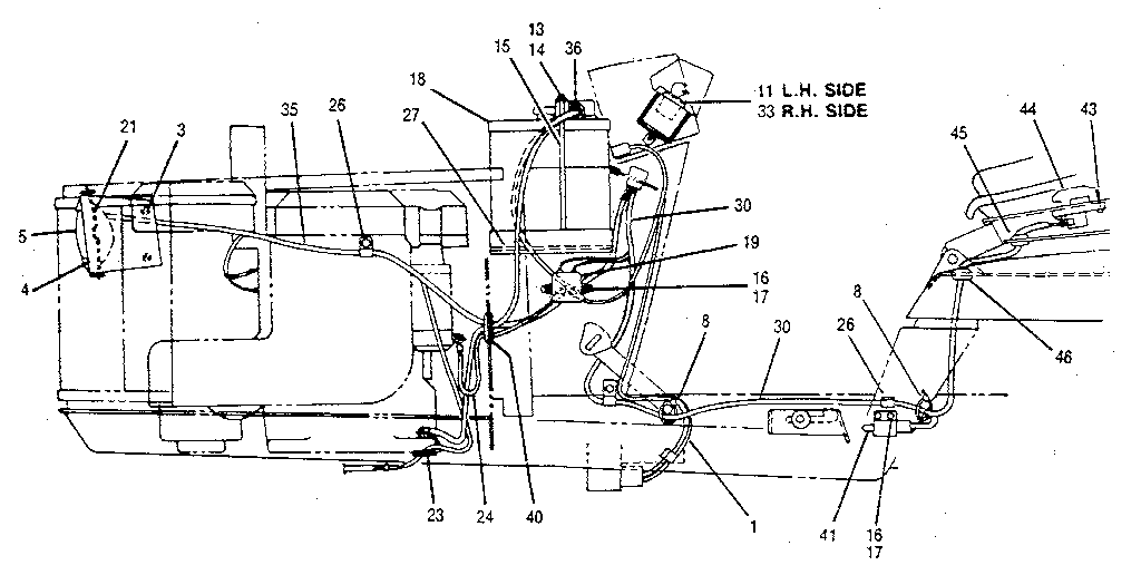Diagrams Of A Troy Bilt Riding Mower Solenoid Wiring