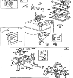 briggs stratton model 130202 3166 01 engine genuine parts rh searspartsdirect com 10 hp briggs and stratton engine diagram briggs and stratton motor diagram  [ 816 x 1024 Pixel ]