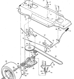 wiring murray 9 38600 motion drive diagram [ 848 x 1024 Pixel ]