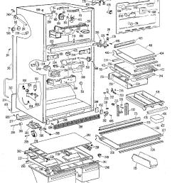 diagram also ge refrigerator parts schematic moreover ge refrigerator [ 848 x 1024 Pixel ]