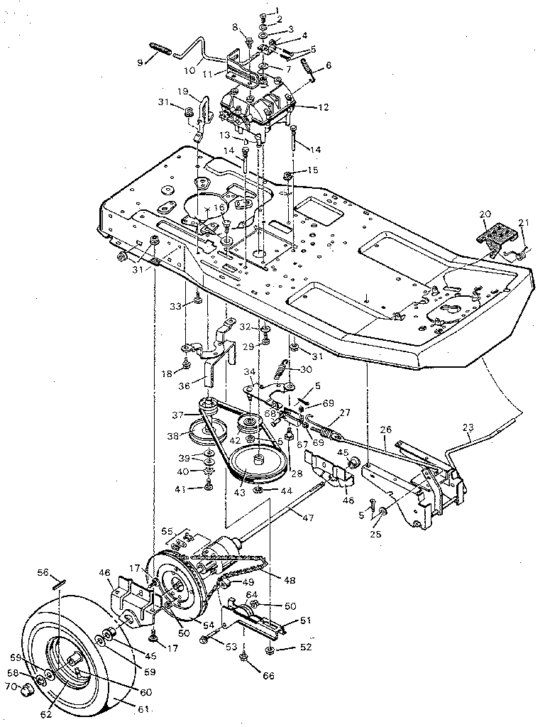 hight resolution of murray wiring diagram 8 hp