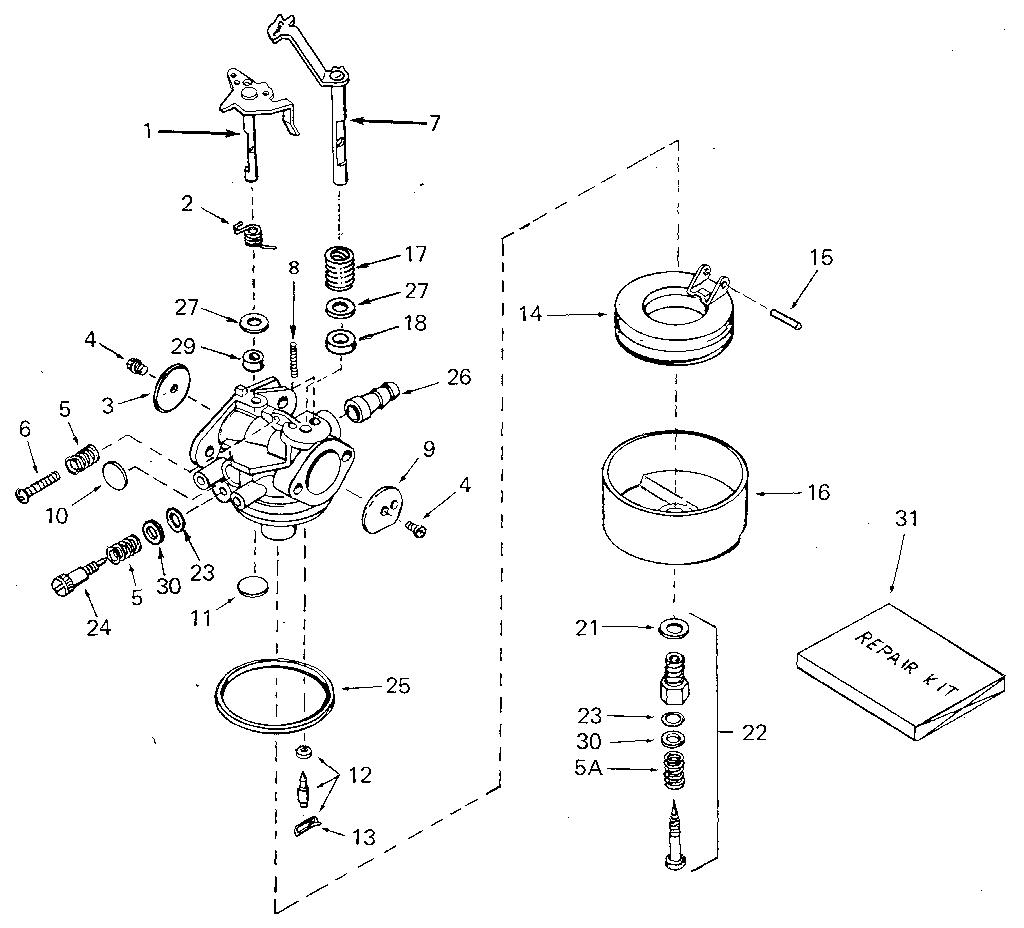 photoaltan13: tecumseh carburetor parts breakdown
