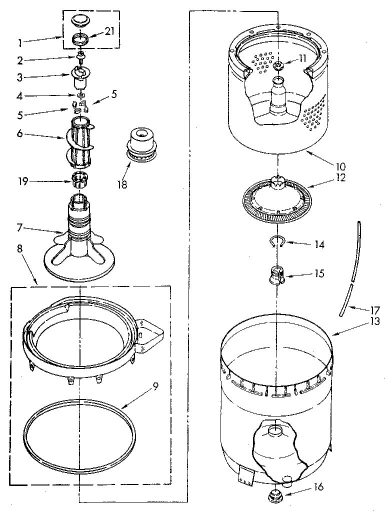 medium resolution of kenmore 80 series washing machine wiring diagram