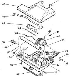 electrolux vacuum parts [ 832 x 1024 Pixel ]