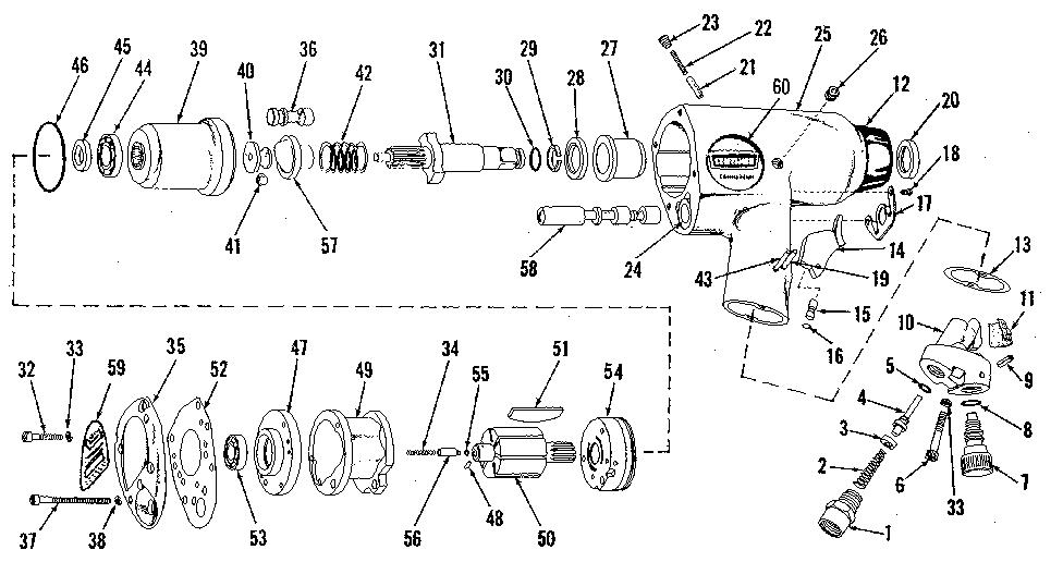 Air Tool: Cp Air Tool Parts