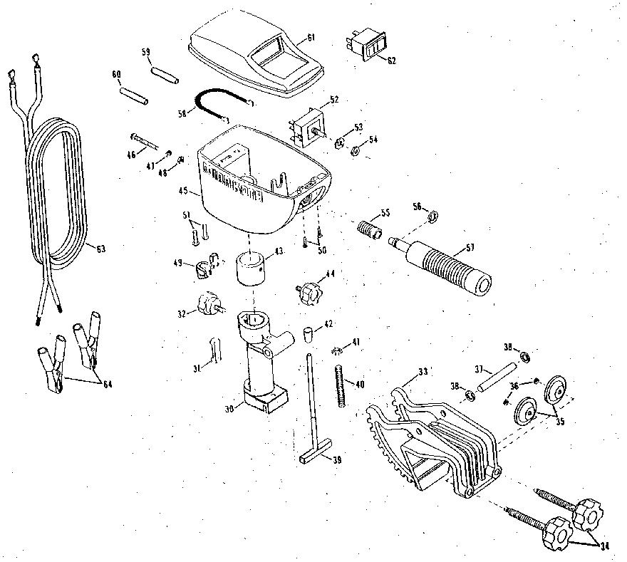 Minn Kota Mount Diagram Schematic : 33 Wiring Diagram