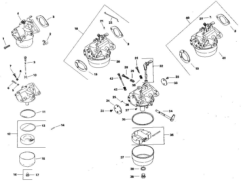 hight resolution of kohler k321 engine diagram s imageresizertool com kohler 25 hp carburetor diagram kohler ch18s carburetor diagram
