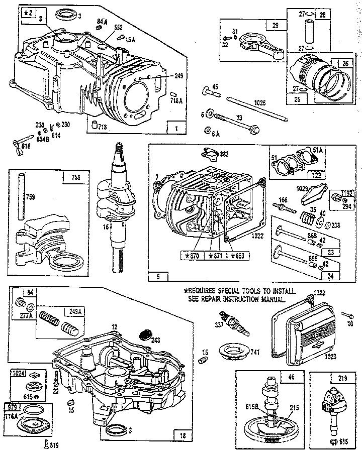 Briggs And Stratton Engine Parts Diagram, Briggs, Free