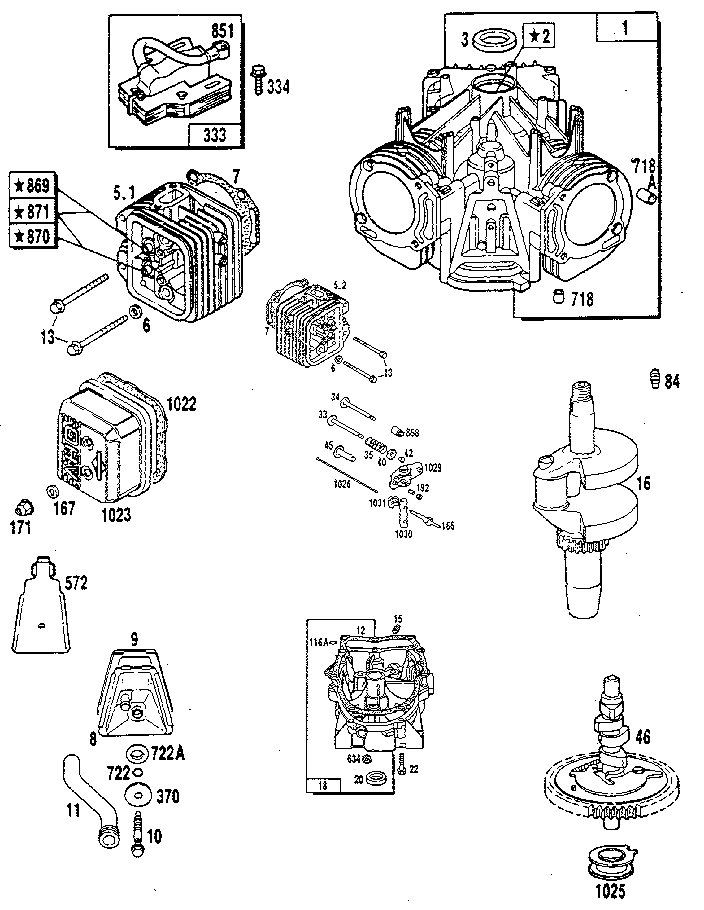Generac Guardian Generator Parts Diagram, Generac, Free