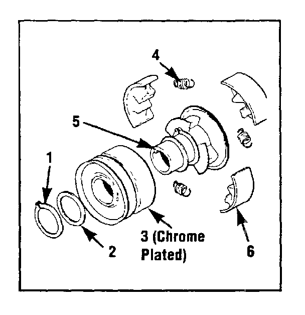DRUM AND HUB ASSEMBLY Diagram & Parts List for Model