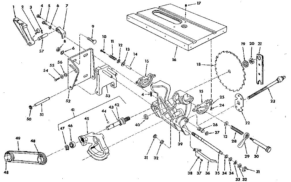 Clarke Sander Wiring Diagram Rectifier