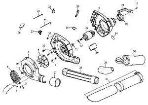 CRAFTSMAN BLOWER Parts | Model 257780300 | Sears PartsDirect