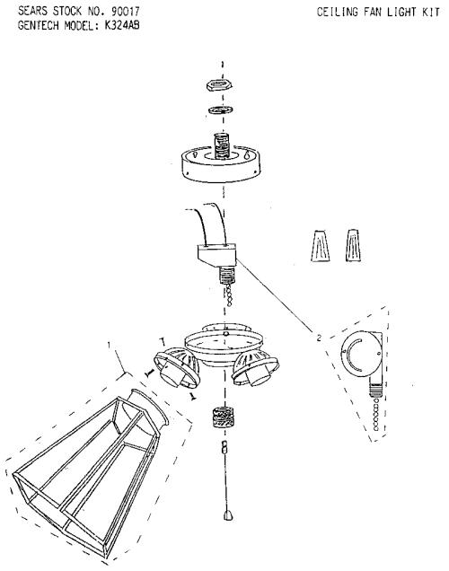 small resolution of navigation light kit diagram