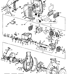 craftsman 358797922 sears gas blower diagram [ 784 x 1024 Pixel ]