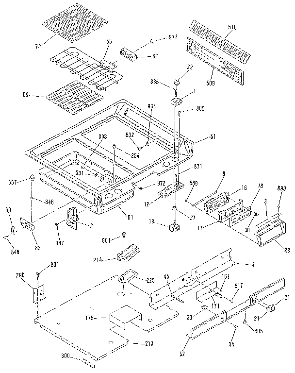 Oven Wire Diagram