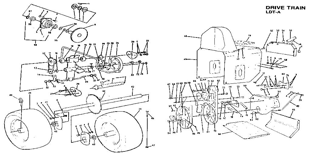 100+ Dynamark Rototiller Parts Manual