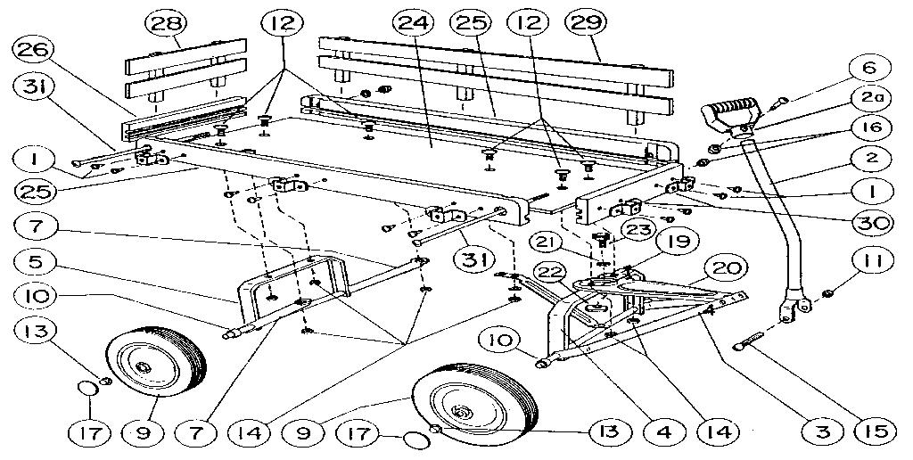 Wiring Schematic Trail Wagon Tw200