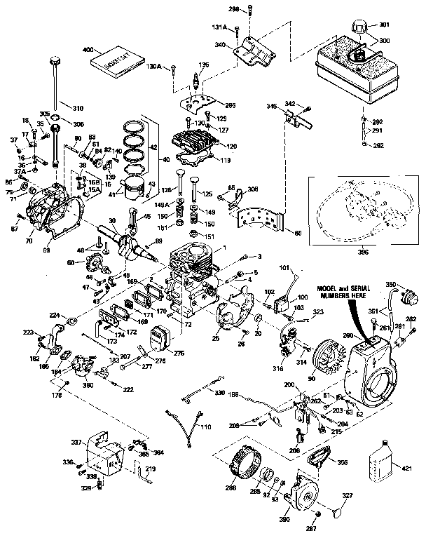 Generac Gp7500e Wiring Diagram