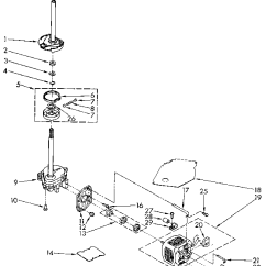 Kenmore Washer Wiring Diagram Two Pole Switch Model 11092284100 Residential Washers Genuine Parts