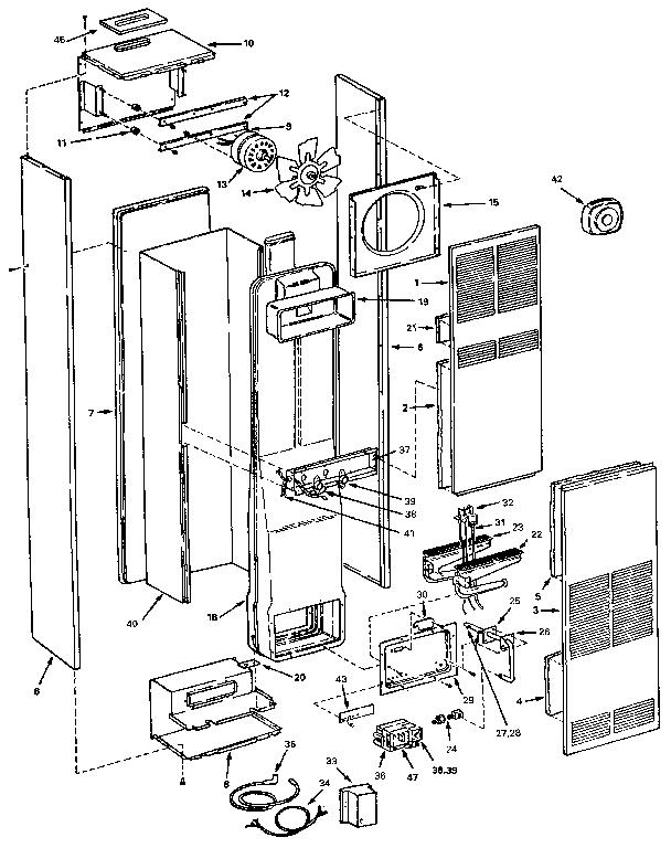 Wall Furnace: Wall Furnace Parts