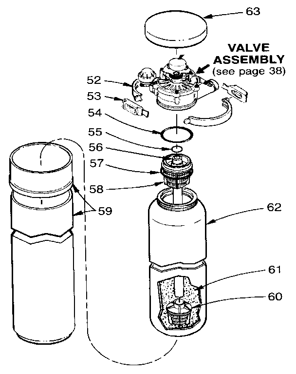 Water Softener: Water Softener Kenmore Parts