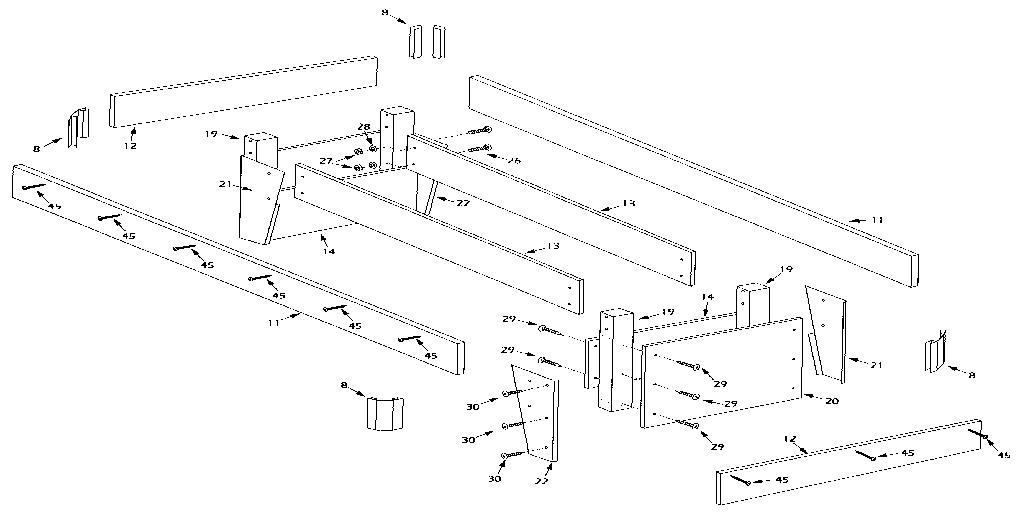Parts Diagram Table - Wiring Diagrams Load