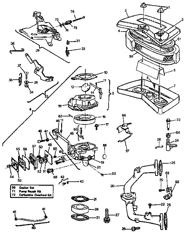 Briggs And Stratton Engine Manual 422707