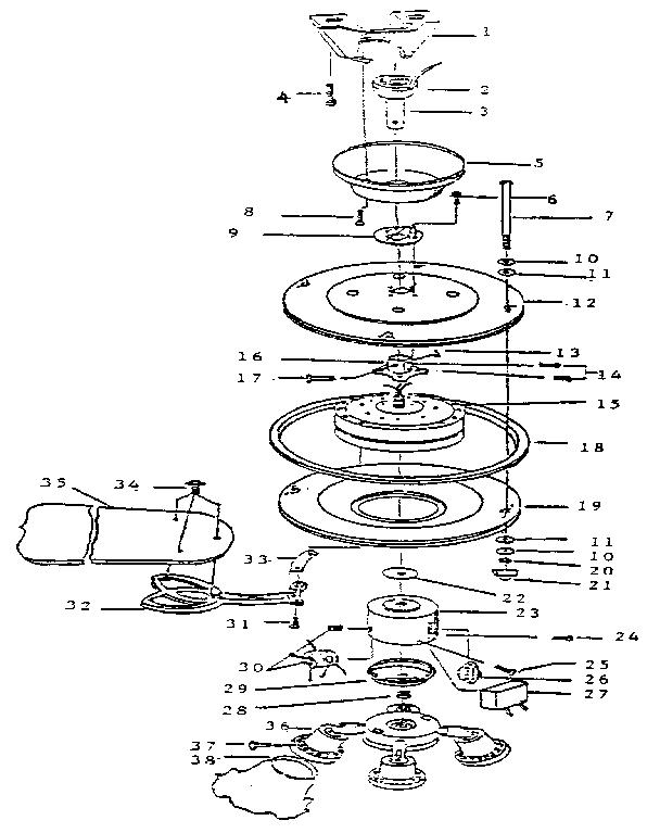 Fan: Ceiling Fan Parts